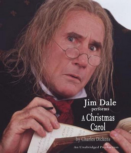 Christmas Carol (Audio Book on CD) CD3125
