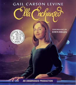 Ella Enchanted (Audio Book on CD) CD3121W