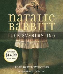 Tuck Everlasting (Audio Book on CD) CD0107W