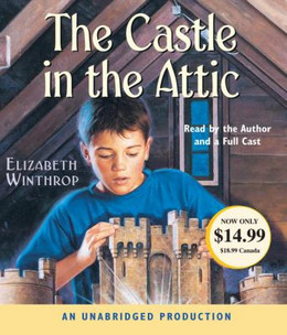 Castle in the Attic (Audio Book on CD) CD1249