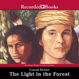 Light in the Forest (Audio Book on CD) CD0058