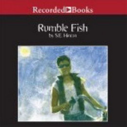 Rumble Fish (Audio Book on CD) CD0090