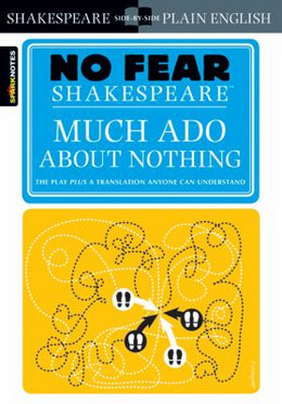 Much Ado about Nothing B8624