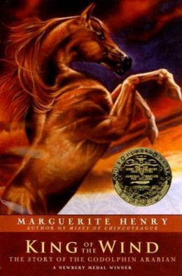 King of the Wind : The Story of the Godolphin Arabian B0641