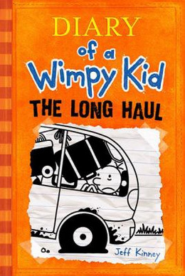 Diary of a Wimpy Kid: The Long Haul (Hardcover), Kinney BH6470