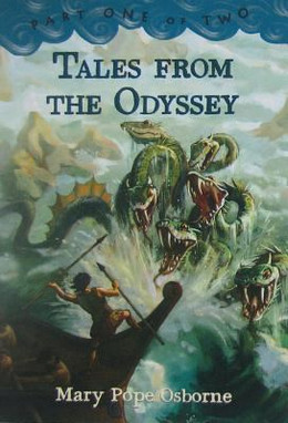 Tales from the Odyssey B1423