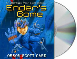 Ender's Game (Audio Book on CD) CD3814
