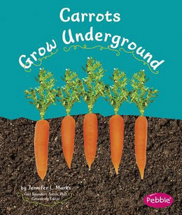 Carrots Grow Underground (How Fruits and Vegetables Grow), Schuh 9781429661850