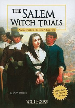 Salem Witch Trials:Interactive History Adventure B8545