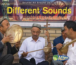 Different Sounds (Sounds All Around Us) B8252