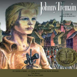 Johnny Tremain : A Story of Boston in Revolt (Audio Book on CD) CD0051