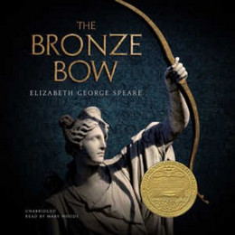 Bronze Bow (Audio Book on CD) CD2339