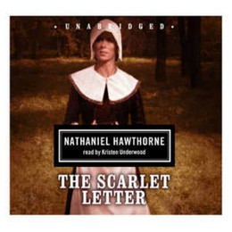 Scarlet Letter (Audio Book on CD) CD0093