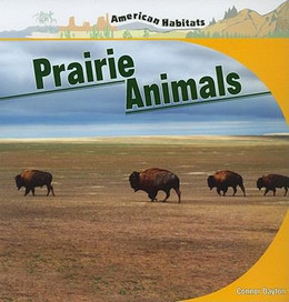 Prairie Animals, Dayton B8556