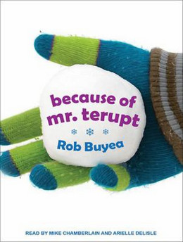 Because of Mr. Terupt (Audio Book on CD) CD3836