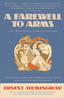 Farewell to Arms : The Hemingway Library Edition B8217