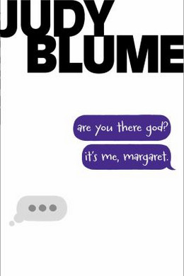 ARE YOU THERE GOD? IT'S ME, MARGARET, Blume B1516