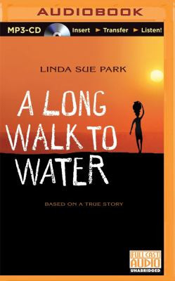 Long Walk to Water : Based on a True Story (Audio Book on CD) CD3837