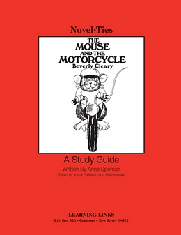 Mouse and the Motorcycle (Novel-Tie) S0181