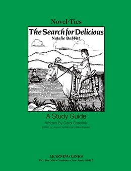 Search for Delicious (Novel-Tie) S0277