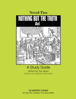 Nothing but the truth by avi study guide