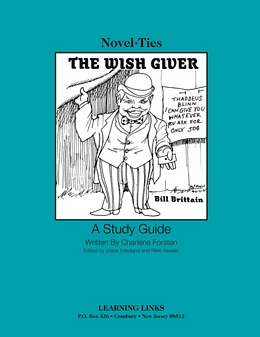 Wish Giver (Novel-Tie) S0579