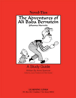 Adventures of Ali Baba Bernstein (Novel-Tie) S0918