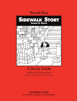 Sidewalk Story (Novel-Tie) S2549