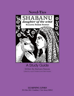 Shabanu: Daughter of the Wind (Novel-Tie) S1280