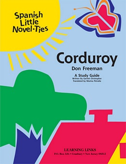 Corduroy (Spanish Novel-Tie) LS1662