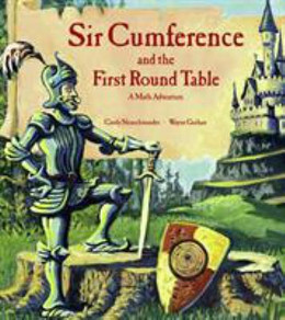Sir Cumference and the First Round Table : A Math Adventure B8589