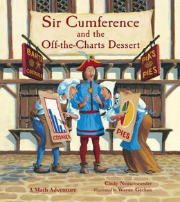 Sir Cumference and the off-The-Charts Dessert B8596