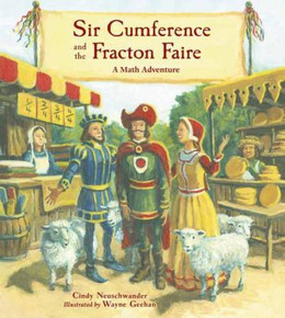 Sir Cumference and the Fracton Faire B8595