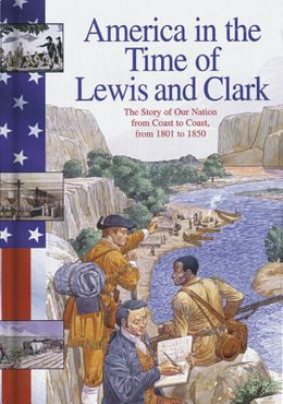 America in the time of Lewis and Clark B3498