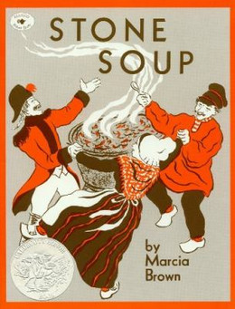 STONE SOUP (Brown) (Book and CD) CD0412