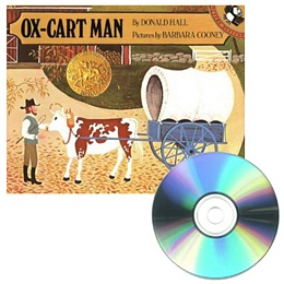 OX-CART MAN (Book and CD) CD0646