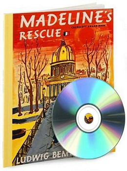 MADELINE'S RESCUE (Book and CD) CD0662