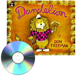 DANDELION (Book and CD) CD1226