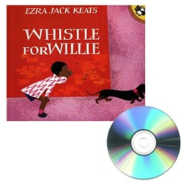 WHISTLE FOR WILLIE (Book and CD) P9431