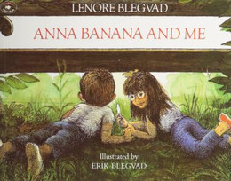 Anna Banana and Me (Book and CD) CD0266