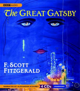 Great Gatsby (Audio Book on CD) CD0038