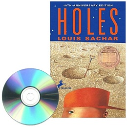 Holes - Book and CD E234