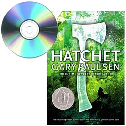 Hatchet - Book and CD E267