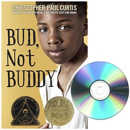 Bud, Not Buddy - Book and CD E311