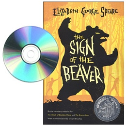 Sign of the Beaver - Book and CD E364