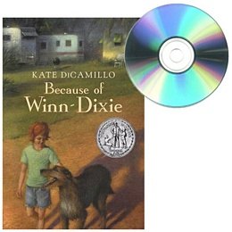 Because of Winn-Dixie - Book and CD E388
