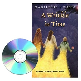 Wrinkle In Time - Book and CD E397