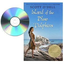 Island of the Blue Dolphins - Book and CD E431