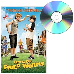 How To Eat Fried Worms - Book and CD E488