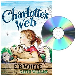 Charlotte's Web - Book and CD E511